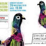 """Koncert Galowy """"Pamiętajmy o Osieckiej"""" w Teatrze Muzycznym ROMA"""