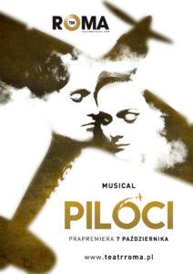 Musical_Piloci_TM_ROMA_plakat