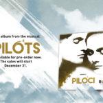 """Musical """"The Pilots"""" – cast album"""
