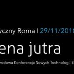 Scena Jutra – Międzynarodowa Konferencja Technologii Scenicznych w Romie