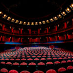 Widownia Teatru Muzycznego ROMA