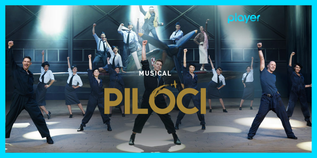 Baner - Musical Piloci Online w Player.pl